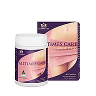 Thực phẩm bảo vệ sức khỏe hỗ trợ giảm cân Alltimes Care 50 viên thumbnail