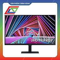 Màn hình Samsung LS27A700NWEXXV UHD 4k (3840 x 2160) HDR10 60HZ - Hàng chính hãng thumbnail