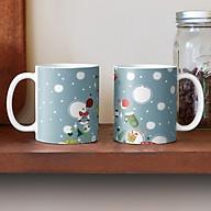 Cốc uống nước trà cafe Noel thumbnail