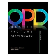 Oxford Picture Dictionary Third Edition English Spanish Dictionary thumbnail