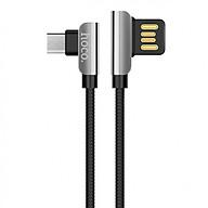 Cáp sạc Hoco U42 micro USB 1,2m Hàng chính hãng thumbnail