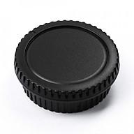 Bộ Nắp cáp đậy body và cáp đuôi lens ống kính cho máy ảnh Nikon DSLR thumbnail