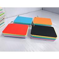 01 bộ FLASHCARD 7X10CM thẻ màu (100 THẺ MIX ĐỀU 5 MÀU) thumbnail