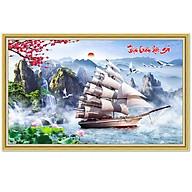 Decal phong thủy Thuận buồm xuôi gió NewTM-0115K thumbnail