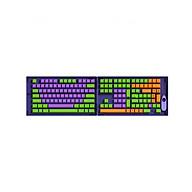 Bộ Set Keycap AKKO - EVA 01 (PBT Double-Shot ASA profile 158 nút) - Hàng Chính Hãng thumbnail