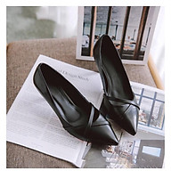 Giày cao gót công sở thời trang 5p, A46 thumbnail