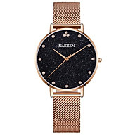 Đồng hồ Nữ Nakzen SS4060L-2NO - Hàng chính hãng thumbnail