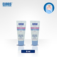 Combo 2 kem chàm sữa cho bé EUBOS mini 8ml thumbnail