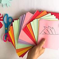 Bộ khuôn cắt giấy cho bé thumbnail