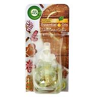 Lọ tinh dầu thiên nhiên Air Wick Christmas Cookie 19ml QT06511 - bánh quế nướng thumbnail