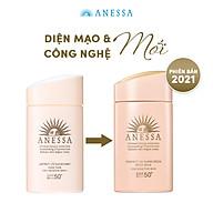 Sữa chống nắng dịu nhẹ cho da nhạy cảm va tre em Anessa SPF 50+ PA++++ 60ml thumbnail
