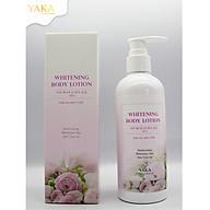 Dưỡng thể làm trắng da YAKA Hàn Quốc YAKA WHITENING BODY LOTION 250ml thumbnail