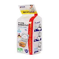 Bộ chia thức ăn Richell RC98106 50ml - 10 chiếc thumbnail