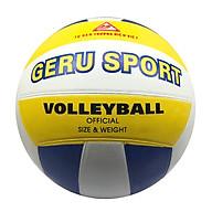 Bóng chuyền cao su Gerustar V5 Geru Sport (Tặng Băng dán thể thao + Kim bơm + Lưới đựng) thumbnail