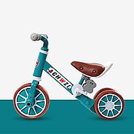 Combo Xe đạp xe thăng bằng xe chòi chân trẻ em 2 trong 1 cao cấp kèm nón bảo hiểm cùng màu cho bé 1- 6 tuổi thumbnail