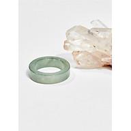 Nhẫn đá cẩm thạch nước ngọc ni18 mệnh hỏa , mộc - Ngọc Quý Gemstones thumbnail