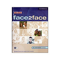 Face2Face Pre-Int WB with key Reprint Edition thumbnail
