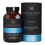 Viên uống ngăn ngừa lão hóa trắng da Hush & Hush time capsule 60 viên thumbnail