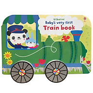 Usborne Baby s Very First Train Book thumbnail