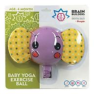 Đồ chơi cho bé sơ sinh 4 tháng tuổi Phát triển vận động toàn thân từ PEOPLE Nhật Bản BB124 thumbnail