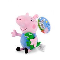 Gấu bông Heo George Peppa Pig25cm thumbnail