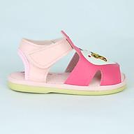 Giày Tập Đi Cho Bé Gái Rb Baby Fashion Sandal Crown Space 021_483 thumbnail