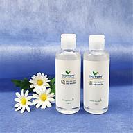 2 chai gel rửa tay khô 100ml chai diệt khuẩn - Thương hiệu Joton Hand Sanitizer thumbnail