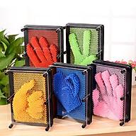 Bảng Đinh 3D Nghệ Thuật - Color (A5 Size) (Giao màu ngẫu nhiên) thumbnail