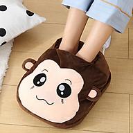 Túi sưởi ấm chân - Máy sưởi ấm chân hình thú size 32x27x12cm - Giao hình thú ngẫu nhiên thumbnail
