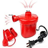 Bơm điện 2 chiều thổi, hút chân không chuyên dụng để bơm phao bơi, ghế, nệm hơi đa năng thumbnail