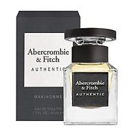 Abercrombie & Fitch Authentic For Him Eau de Toilette 30ml Spray thumbnail