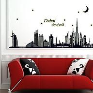 Decal dán tường Dạ Quang Phát Sáng Dubai - SS62 thumbnail