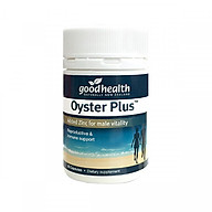 Tinh Chất Hàu Biển New Zealand GoodHealth Oyster Plus Hỗ trợ tăng cường sức khỏe nam giới (30 viên) - Nhập khẩu New Zealand thumbnail