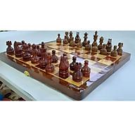 Bộ bàn cờ vua cao cấp -Gỗ hương-gỗ gụ thumbnail