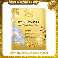 Mặt Nạ Collagen Tươi Asa Zakura - Căng Bóng, Trẻ Hóa Da thumbnail