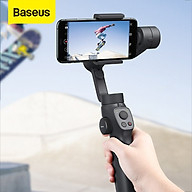 Tay cầm chống rung đa năng cho điện thoại Baseus Gimbal Stabilizer ( 3-Axis Handheld , w Focus, Pull & Zoom, Smartphone) - Hàng Chính Hãng thumbnail