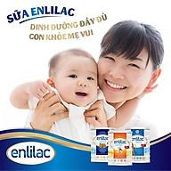Sữa bột Enlilac Gold Max+ - Giúp bé ăn ngon miệng, tăng cường hấp thu dưỡng chất, sữa cao năng lượng cho trẻ 1- 10 tuổi thumbnail