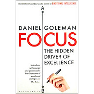 Focus The Hidden Driver Of Excellence (Paperback) thumbnail