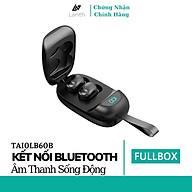 Tai nghe bluetooth Lanith LB60 Kèm sạc dự phòng tiện lợi Phù hợp sử dụng để học online, chơi game - Hàng nhập khẩu - TAI0LB60 thumbnail