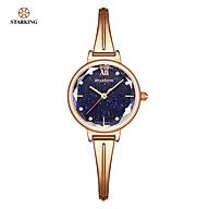 Đồng hồ Nữ STARKING TL0942MS37 Máy Pin (Quartz) Kính Sapphire thumbnail