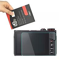 Miếng dán màn hình cường lực cho máy ảnh Canon G7X G9X G5X G7XIII G9XII thumbnail