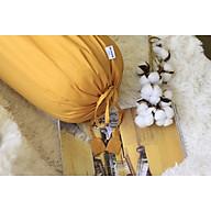 Vỏ Gối Ôm Trơn Màu Cotton 100% Tự Nhiên thumbnail