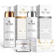 Bộ VIP02 sản phẩm tắm trắng toàn thân cấp tốc và dưỡng trắng da mặt Truesky - Mỹ phẩm chính hãng thumbnail
