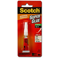 Keo dán đa năng nhanh khô siêu dính 3M Scotch AD113 2gram thumbnail