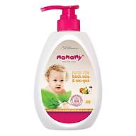 Nước Rửa Bình Sữa Và Rau Quả Thành Phần Chuyên Làm Sạch Thực Phẩm An Toàn Cho Bé Mamamy (600ml) thumbnail