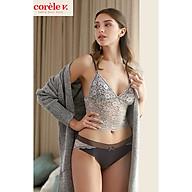 Áo Top 2 dây ren Corèle V. sexy quyến rũ B023B thumbnail