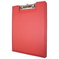 Kẹp trình đôi ký cao cấp A4 Klong - TP432 màu đỏ thumbnail