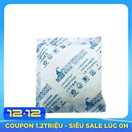 1 Kg túi hút ẩm silica gel loại 50gram gói, thương hiệu secco - Hàng chính hãng thumbnail