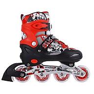 Giày trượt Patin 906 Đỏ (Dành cho người mới chơi) thumbnail