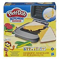 Đồ chơi đất sét PLAYDOH Máy làm bánh sanwich E7623 thumbnail